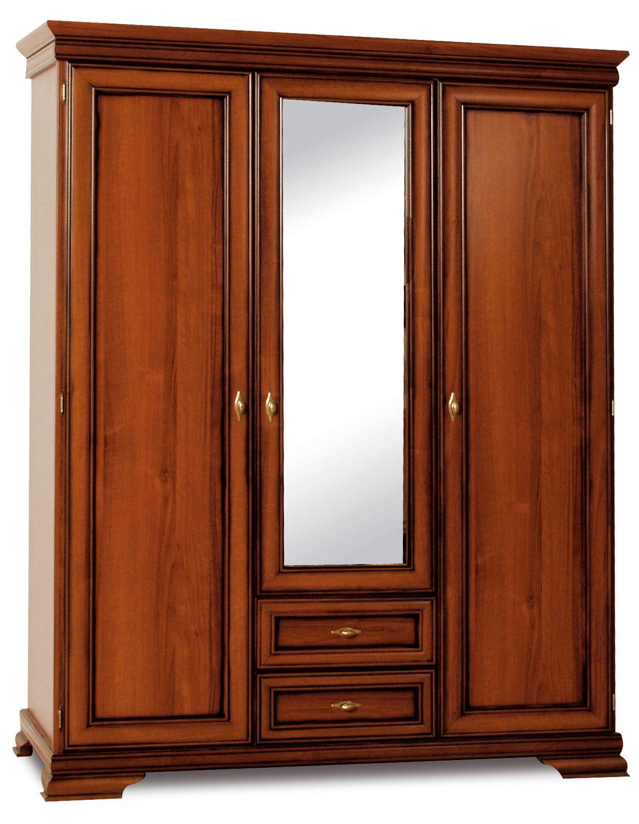 Модульная мебель арамис, шкаф 3-дверный ars183 - форте.