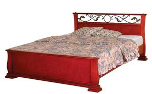 Недорогие кровати из сосны
