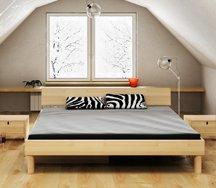 Готовые кровати из массива Letta