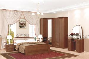 Спальня Марта Ясень