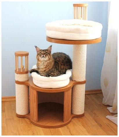 Мебель для кошек класса премиум