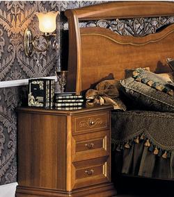 Мебель для спальни Луиджи темная - миасс