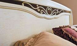Белая мебель для спальни Луиджи - Миасс мебель